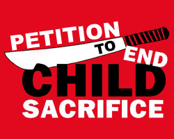 End Child Sacrifice