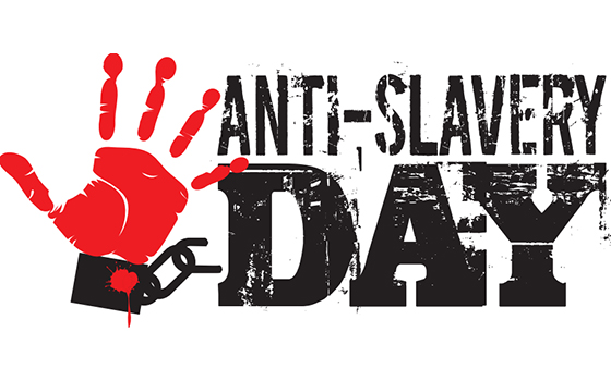 Anti Slavery Day image